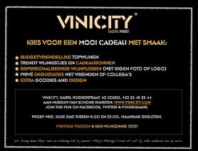 Gift Voucher Vinicity